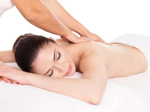 Обучающий курс - классический общий массаж