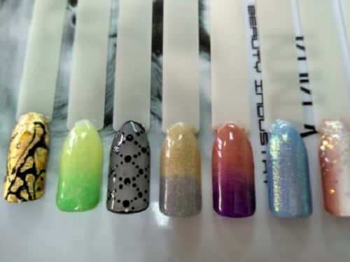 Дизайн и роспись ногтей - обучение