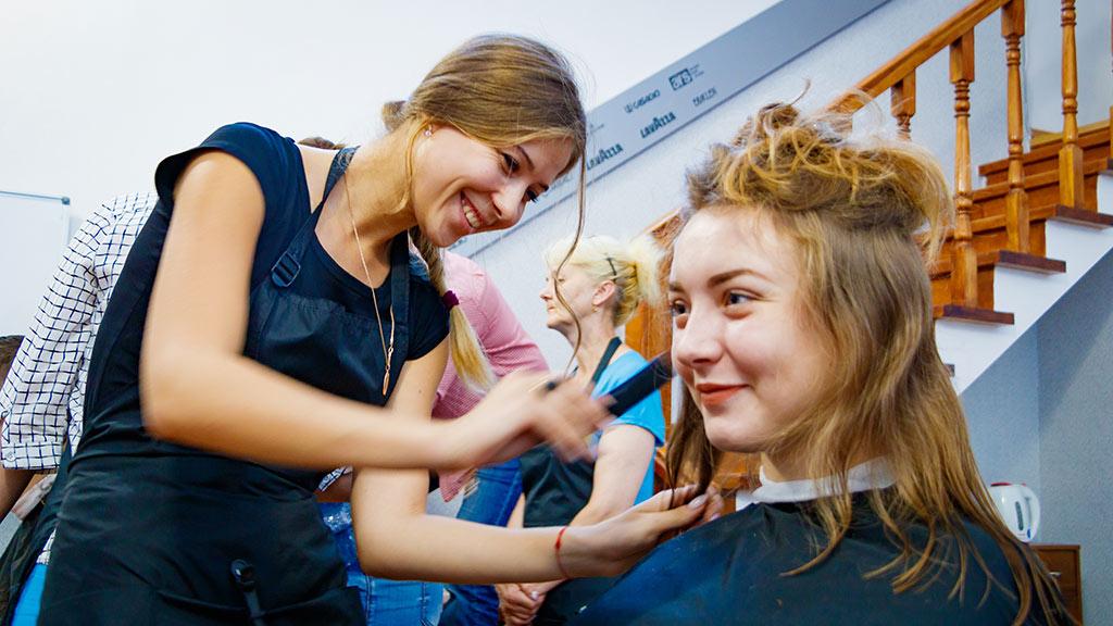 Курс обучения: парикмахер-универсал