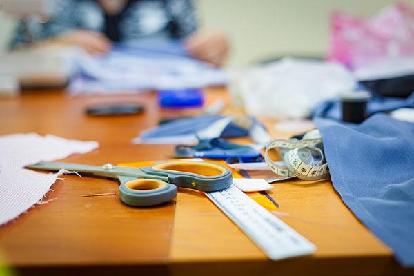 Обучение кройка и шитье